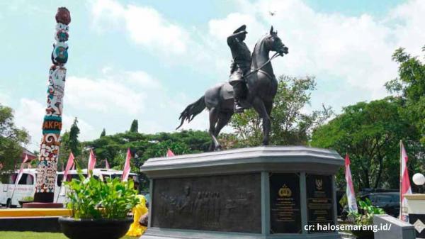 SMID-Monumen M. Jasin Diresmikan di Akpol Semarang