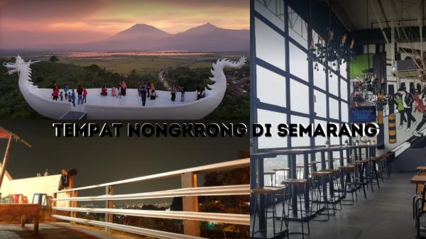 3 Tempat Nongkrong Instagramable di Semarang
