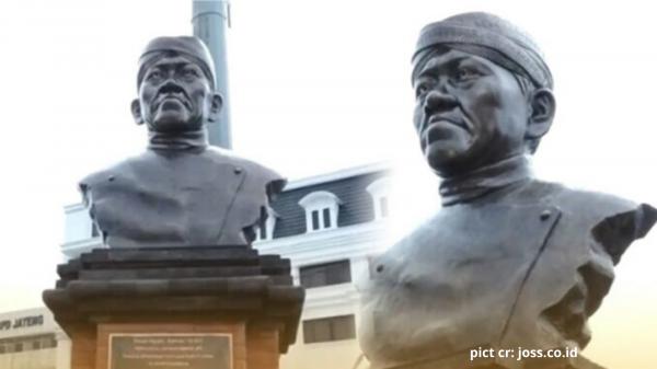 SMID-Patung Ki Nartosabdo Jadi Ikon Baru Kota Semarang