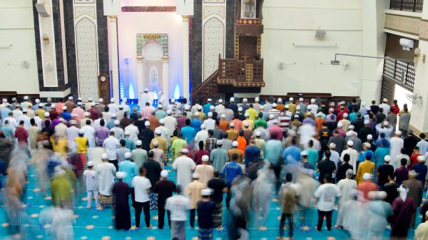 SMID-Pemkot Semarang Izinkan Tarawih Saat Ramadhan
