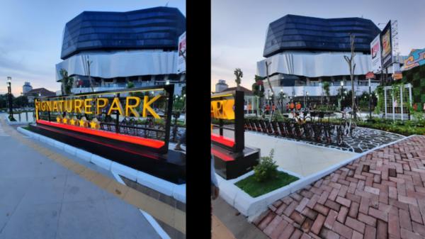 SMID-Taman Signature Piere Tendean Diresmikan di Semarang