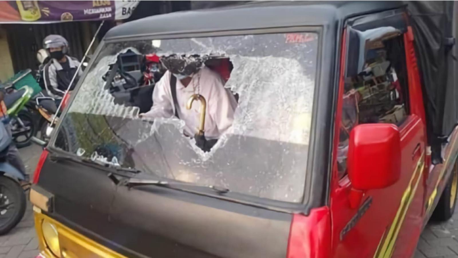 Polres Semarang Ungkap Aksi Teror Pelempar Kaca Mobil
