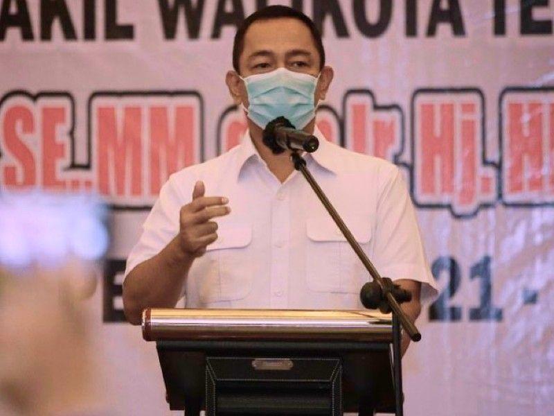 Pembagian Sembako untuk Warga Semarang