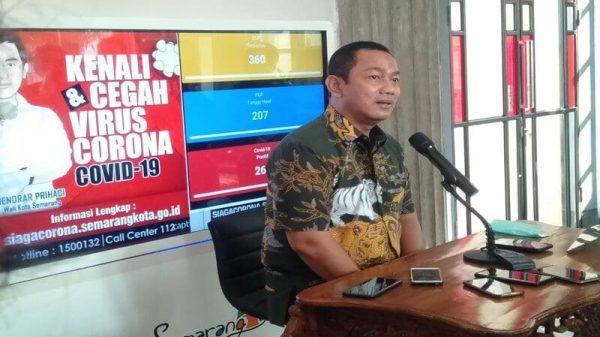 Walkot Hendi Mengaku Angka Kematian Masih Tinggi, Semarang Duduk Manis di Level 4!