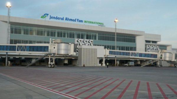 Mulai 24 Oktober, Anak di Bawah 12 Tahun Boleh Terbang dari Bandara Ahmad Yani
